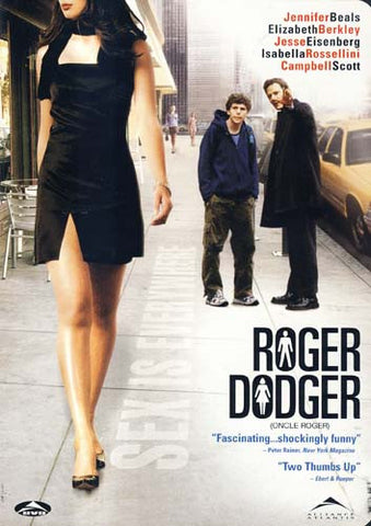 Roger Dodger (All) (Bilingual) DVD Movie