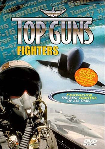 Top Guns - Fighters DVD Movie