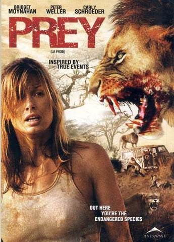 Prey(Bilingual) DVD Movie