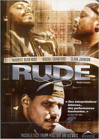 Rude (Bilingual) DVD Movie