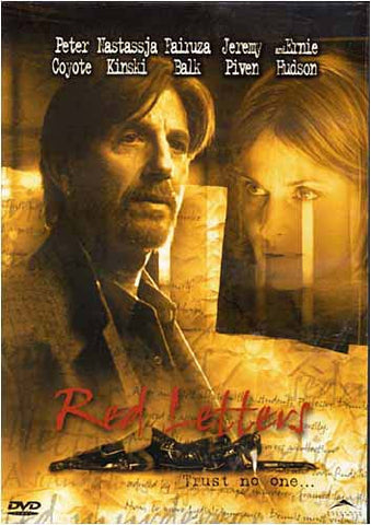 Red Letters DVD Movie