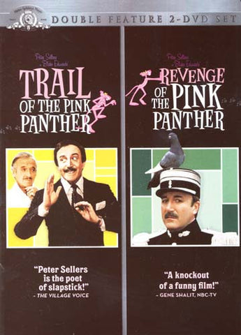 Trail Of The Pink Panther/Revenge Of The Pink Panther (Double Feature) DVD Movie
