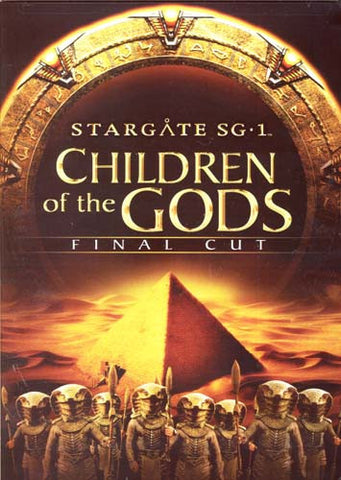 Stargate SG-1 - Children Of The Gods - Final Cut DVD Movie