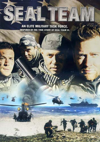 Seal Team (ALL) DVD Movie