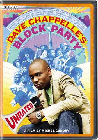 Dave Chappelle's Block Party (Fullscreen) DVD Movie
