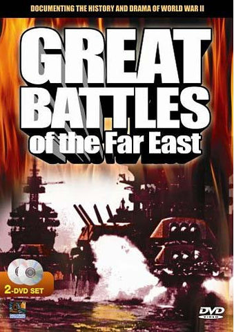 Great Battles of the Far East DVD Movie
