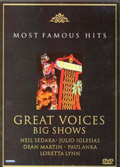 Great Voices, Big Shows (Most Famous Hits)