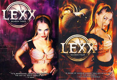 Lexx - Season Three (Boxset) / Lexx - Season Four (Boxset) (2 Pack)