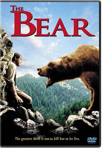 The Bear DVD Movie