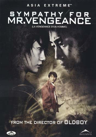 Sympathy for Mr. Vengeance DVD Movie