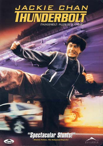 Thunderbolt - Jackie Chan DVD Movie