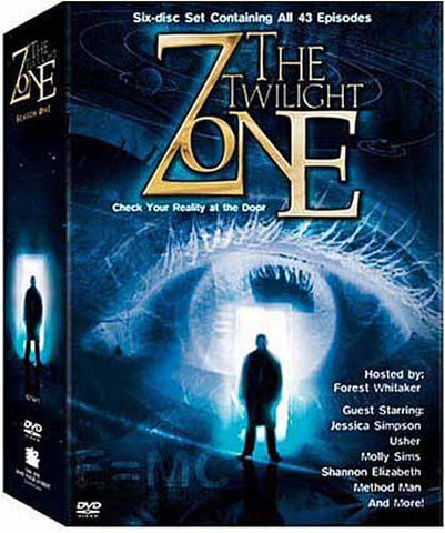 The Twilight Zone - Season One (1) (Boxset) DVD Movie