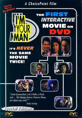 I'm Your Man DVD Movie
