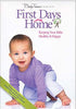 First Days Home - Keeping Your Baby Healthy And Happy DVD Movie