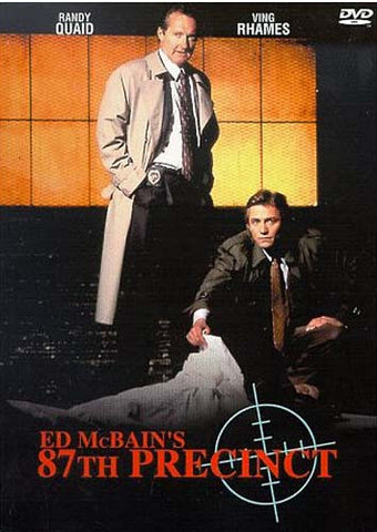 Ed Mcbain's 87th Precinct DVD Movie
