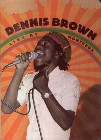 Dennis Brown - Live At Montreux DVD Movie