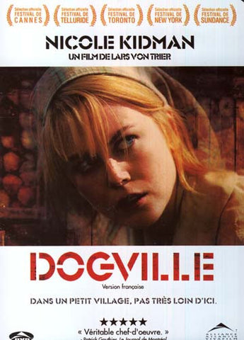 Dogville (French) DVD Movie