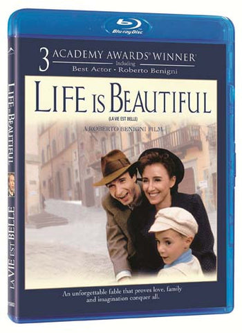 Life Is Beautiful (Blu-ray) BLU-RAY Movie