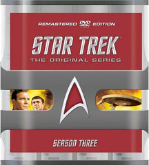 Star Trek - The Original Series: Season Three (3) (Remastered Edition) (Boxset)