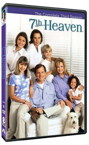 7th Heaven - The Complete Third (3rd) Season (Keepcase) DVD Movie