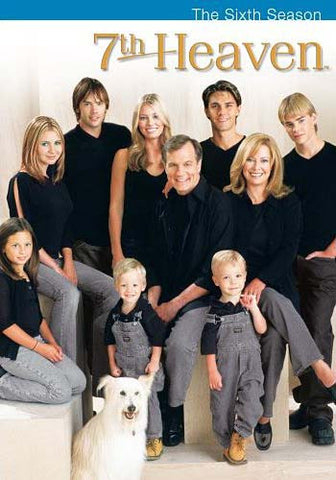 7th Heaven - The Sixth Season (Boxset) DVD Movie