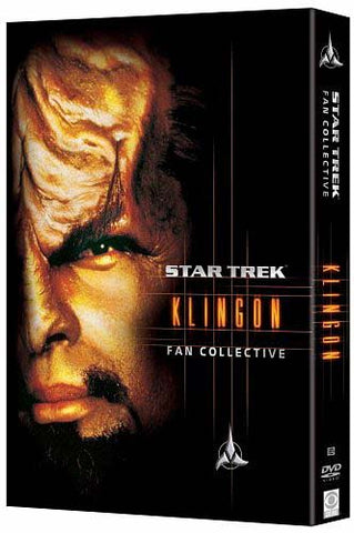Star Trek Fan Collective - Klingon (Boxset) DVD Movie