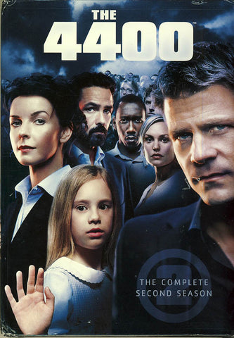The 4400 - The Complete Second Season (Boxset) DVD Movie