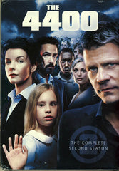 The 4400 - The Complete Second Season (Boxset)