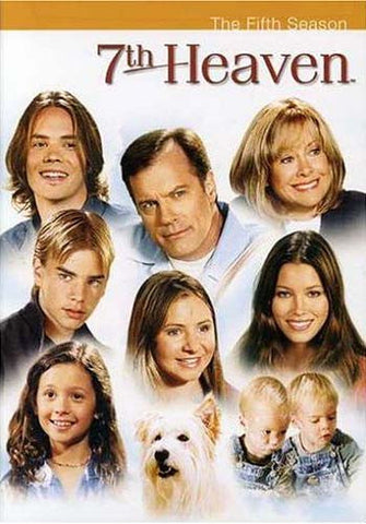 7th Heaven - The Complete Fifth (5th) Season (Boxset) DVD Movie