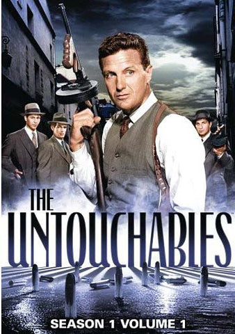 The Untouchables - Season 1, Vol. 1 (Boxset) DVD Movie