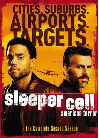 Sleeper Cell - American Terror - The Complete Second Season (Boxset) DVD Movie