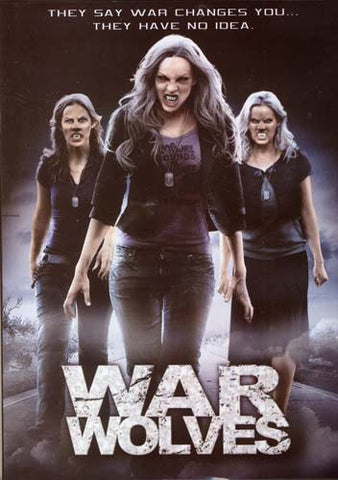 War Wolves DVD Movie
