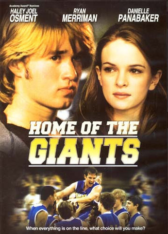 Home of the Giants DVD Movie