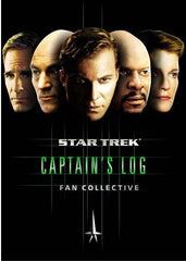Star Trek Fan Collective - Captain's Log (Boxset)