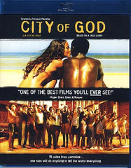 City of God (Bilingual) (Blu-ray)