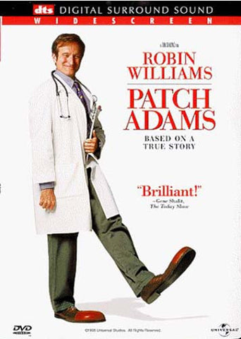 Patch Adams - DTS DVD Movie