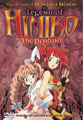 Legend of Himiko - The Pendant