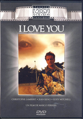 I Love You DVD Movie
