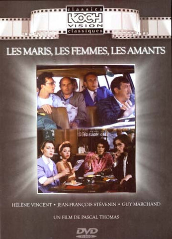 Les Maris, Les Femmes, Les Amants DVD Movie