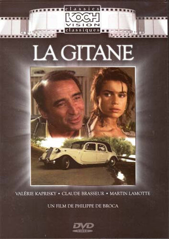 La Gitane DVD Movie