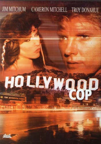 Hollywood Cop DVD Movie