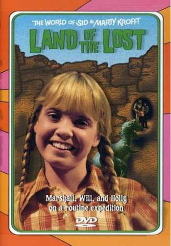 Land of the Lost - The World Of Sid And Marty Krofft DVD Movie