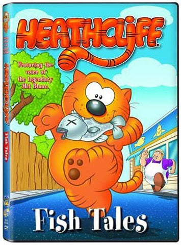 Heathcliff - Fish Tales DVD Movie