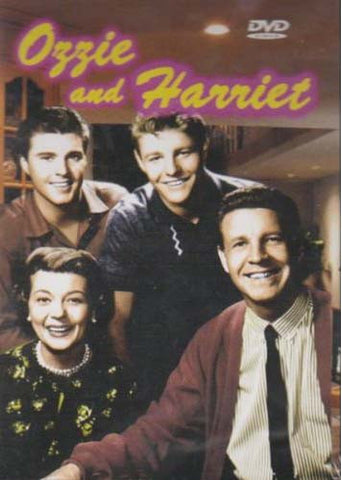 Ozzie And Harriet (Slim Case) DVD Movie