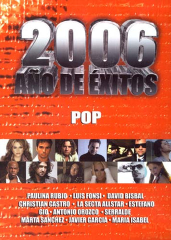 2006 Ano de Exitos - Pop DVD Movie