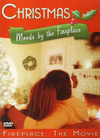 Christmas Moods By The Fireplace DVD Movie