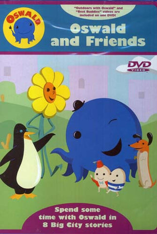 Oswald And Friends DVD Movie