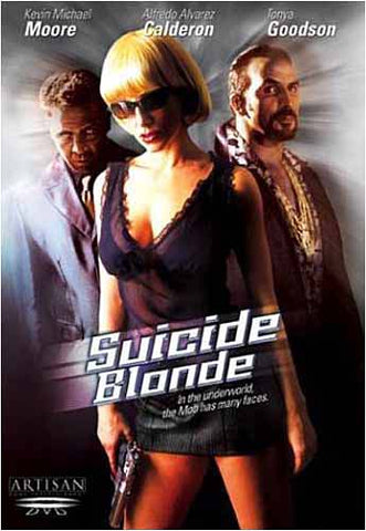 Suicide Blonde DVD Movie