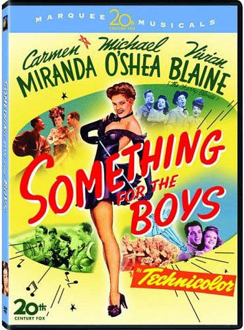 Something for the Boys DVD Movie