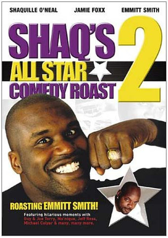 Shaq's All Star Comedy Roast 2 DVD Movie